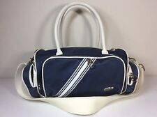 Lacoste Small Roll Bag Blue