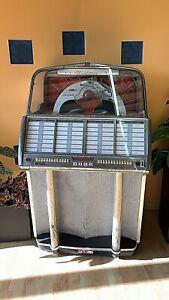 Jukebox Wurlitzer Originale Anni 50 60 Collezionismo Arredamento da restaurare