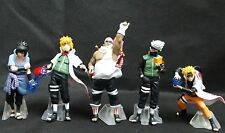 lot of 4 Naruto pvc figure #Lk9