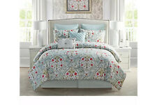 VCNY Home Evangeline 8Pc. King Comfort Set, 2-Shams,2-euro,2-decor, & Bedskirt