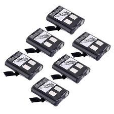 6 Stück 3.6V 700mAh Akku Für Motorola 2-Way Radio KEBT-086-B KEBT-086-C 53617