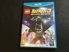 LEGO Batman 3: Beyond Gotham-Nintendo Wii U Game-Near Comme neuf