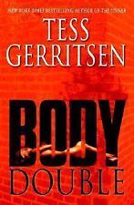 Body Double Tess Gerritsen Hardcover