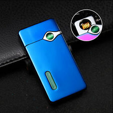 Gorgeous Flameless Windproof Ultra-Thin USB Rechargeable Cigarette Lighter W