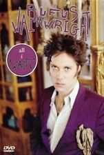 RUFUS WAINWRIGHT - ALL I WANT (2005) - MUSIC DVD (VGC)
