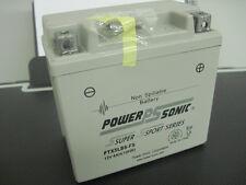 BATTERY HONDA 150CC,CRF150,2006-2007,POWER-SONIC PTX5LBS-FS SUPER SPORT SERIES