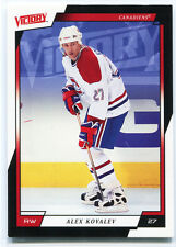 2006-07 Upper Deck Victory Black 104 Alex Kovalev