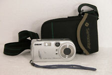 Sony Cyber-shot DSC-P72 3.2 MP Digital Camera/Case/16MB Stick -  works great!