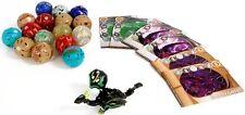 Bakugan Battle Balls & Cards Set [16 Balls + 6 Cards]