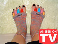 Foot Pain Toe Pain Crooked Toes Men + Women Happy Feet