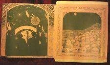 BEVIS FROND Original 'Miasma' Woronzow LP PRINTERS PROOF SIGNED