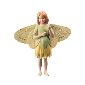 Flower Fairy Scharbockskraut Deko Figur Elfe Fee Blumenkind NEU