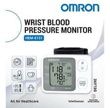 Omron HEM-6131 Automatic Wrist Blood Pressure Monitor FREE SHIPPING