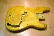 1975 FENDER precisione BASS BODY