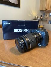 Canon EOS RP Mirrorless Digital Camera 26.2MP ( 380C002AA)