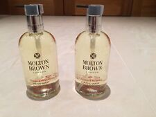 Molton Brown 2 x 300ml Orange & Bergamot Hand Wash BRAND NEW