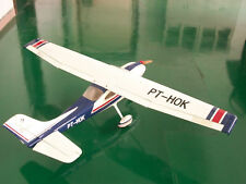 "Wing area:40sq.dm 67.3""/1720mm CESSNA-182 60 Blue RC plane toy in US"