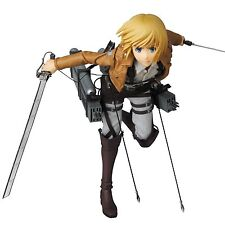 *NEW* Attack on Titan: Armin Arlert Real Action Heroes (RAH) Action Figure