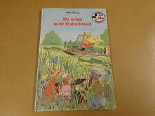 BOEK WALT DISNEY / DE SCHAT IN DE DUIVELSBAAI