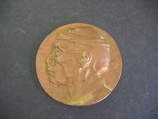 Antique Native American, Navajo, Galvano Medallion, Sawyer's Indians, c1900
