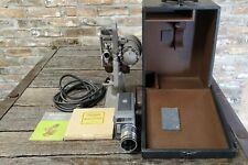 "Excellent, Vintage, Revere Eight ""85"" 8mm Projector, ""Tested and Working"""