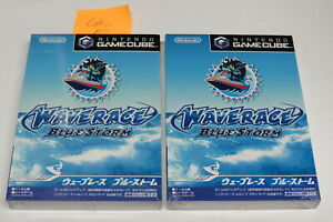 Wave Race Blue Storm Nintendo Game Cube Japan JPN * Brand NEW Sealed *