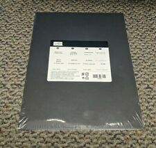"""New listing Cardstock - Basic Black Stampin' Up! - 8-1/2 X 11"""" - 24 Sheet Package New"""
