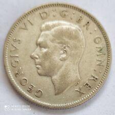 1944 Great Britain Silver 2 Shillings (Florin) George VI