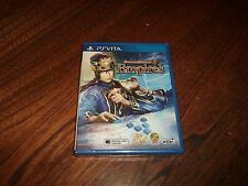 Dynasty Warriors 8 Empires Playstation Vita English version (Asia) Brand New!