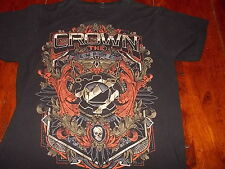 CROWN THE EMPIRE T Shirt size SMALL concert rock metal