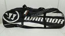 Warrior Black Hole S1 Lacrosse Equipment Duffel Duffel Bag Black Troy Lacrosse