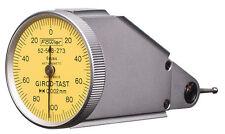 Fowler 52-563-273 Girod Vertical Test Indicator .2mm Made in Switzerland!