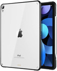 iPad Air 4th Gen 10.9 Case Clear Back Cover Full Body Protection Rugged Bumper