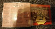 Reader's Digest The Golden Age Of Country Music - 1998 4 CD set - very good