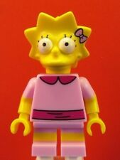 LEGO Collectible Series The Simpsons Series 2 Lisa Simpson sim030 Minifigure