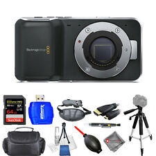 Blackmagic Design Pocket Cinema Camera - Pro Bundle  Brand New!