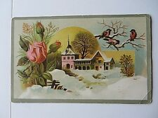 Vtg  Advertising Trade Card Sharpless Brothers Dry Goods Phil PA  #9274