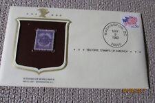 Historic Stamps of America VETERANS WORLD WAR II  Comm Stamp
