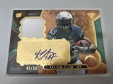 2013 Topps Triple Threads  Keenan Allen Chargers Rookie Auto Patch #46/50
