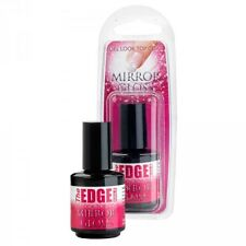 Top Coat of high shine effect Mirror - Gloss (without UV) nails, gel