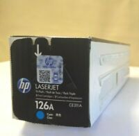 HP 126A Laserjet Toner Cyan CE311A Part of Multiapack Box not A1 Hewlet Packard