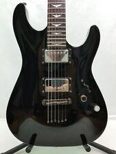 Schecter Guitar C-1 Artist Diamond Series Black Electric RH Full Size