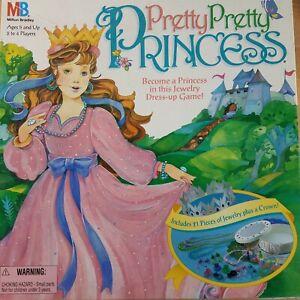 Vintage 1995 Pretty Pretty Princess Game Replacement Pieces- #4250- You Choose