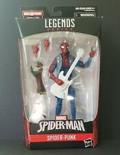 Marvel Legends Spider-Punk Lizard baf