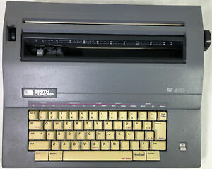 Smith Corona SL 470 Electric Typewriter