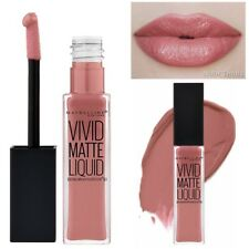 Maybelline Color Sensational Vivid Matte Liquid Lipstick Choose 7 Variations 8ml
