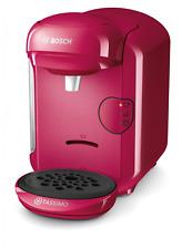 Bosch TAS1401 Tassimo Vivy 2, Cafetera automática de cápsulas, diseño compacto,