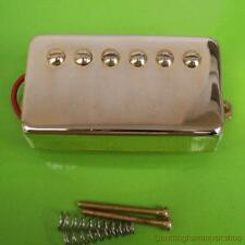 GOLD HUMBUCKER ELECTRIC GUITAR PICKUP HUMBUCKING NEW