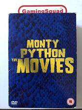 Monty Python The Movies Box Set DVD, Supplied by Gaming Squad