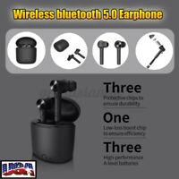 5.0 Bluedio Hi TWS Wireless bluetooth Earphone HiFi Stereo Intelligent Induction